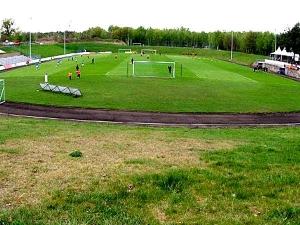 Stadion im Sportforum Jägerpark