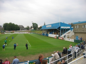 Look Local Stadium, Stocksbridge, South Yorkshire