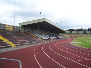 Horsfall Stadium, Bradford, West Yorkshire