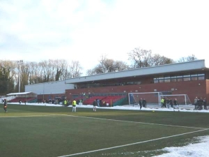 Park Hall Stadium, Oswestry / Croesoswallt, Shropshire