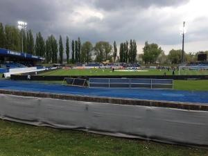 Stadion Wiener Neustadt, Wiener Neustadt