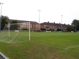 The Pakex Stadium, Potters Bar, Hertfordshire