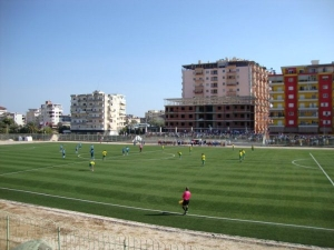 Stadiumi Andon Lapa, Sarandë