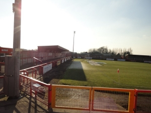 Help For Heroes Stadium, Northwich, Cheshire