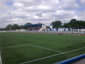 Neil Rourke Memorial Stadium, Stockport, Greater Manchester