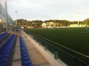 Charles Abela Memorial Stadium