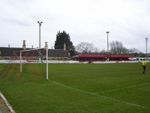 The Daniels Stadium, Stamford, Lincolnshire