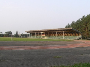 Utenio Stadionas, Utena