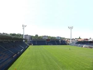 Městský fotbalový stadion Miroslava Valenty, Uherské Hradiště
