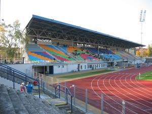 Městský stadion - Vítkovice Aréna
