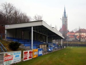 Stadion Pod hrádkem (Sportovní areál Vodranty)