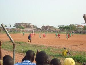 Stade Omnisports Paulin Tomanaga