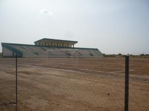Stade de Kaédi, Kaédi
