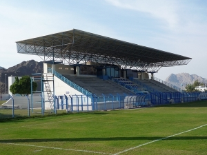 Sheikh Hamdan Bin Rashid Al Maktoum Stadium