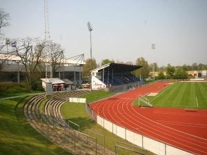 Odense Atletikstadion, Odense V