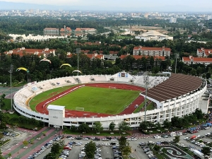 700th Anniversary Stadium, Chiang Mai