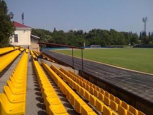 Stadion Enerhiya, Nova Kakhovka