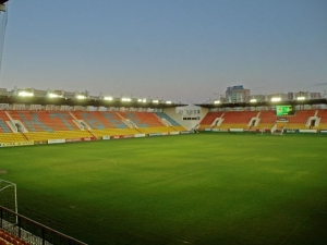 Ortalıq Stadion, Aqtöbe (Aktobe)