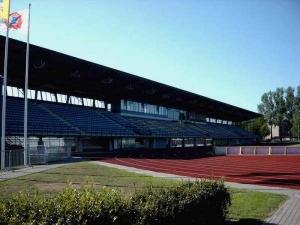 Olimpiskā centra Ventspils Stadionā, Ventspils