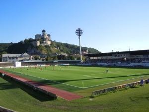Mestský futbalový štadión Na Sihoti, Trenčín