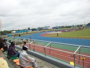 Kobato Park Stadium, Koshigaya