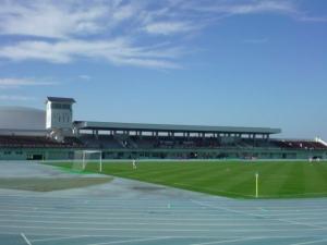 Park Stadium Shibata, Shibata
