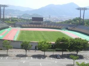 Hakatanomori Athletic Stadium, Fukuoka