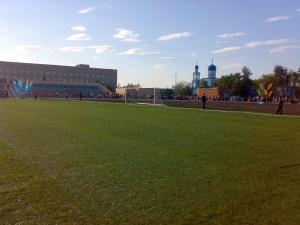 Stadion Zatobolets, Zatobol'sk