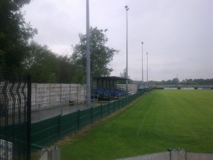 The Ambitek Stadium, Salford, Greater Manchester