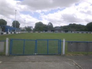 The Safety Net Stadium, Herne Bay, Kent