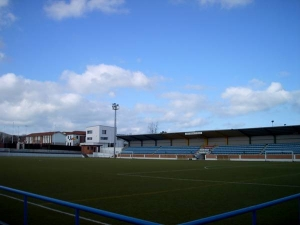 Estadio Municipal, Santa Cruz de Bezana