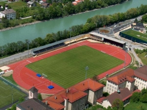 Silberstadt Arena Schwaz, Schwaz