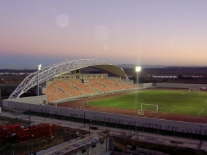 Estadio Municipal El Mazo