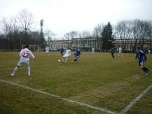 Stadion Spartak - Zapasnoe pole