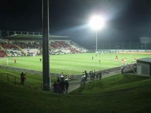 Marijampolės sporto centro stadione