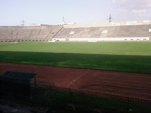 Stade Larbi Zaouli, Casablanca