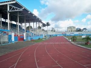 Maryse Justin Stadium, Réduit