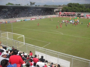 Estadio Israel Barrios, Coatepeque