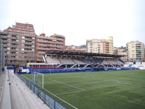 Camp Municipal de Futbol Nou Sardenya