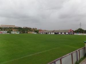 Campo 1 Anexos del José Zorrilla hierba natural