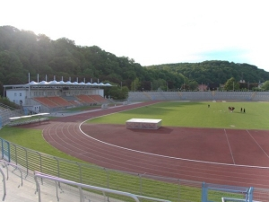 Stadion der Freundschaft, Gera