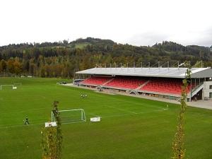 Sportanlage Gründenmoos, St. Gallen