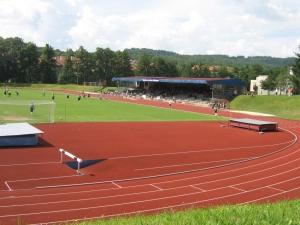 Stadion Střelnice, Domažlice