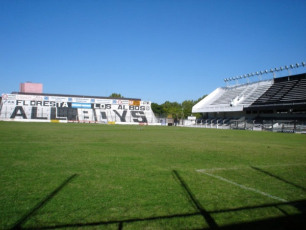 Estadio Islas Malvinas, Capital Federal, Ciudad de Buenos Aires