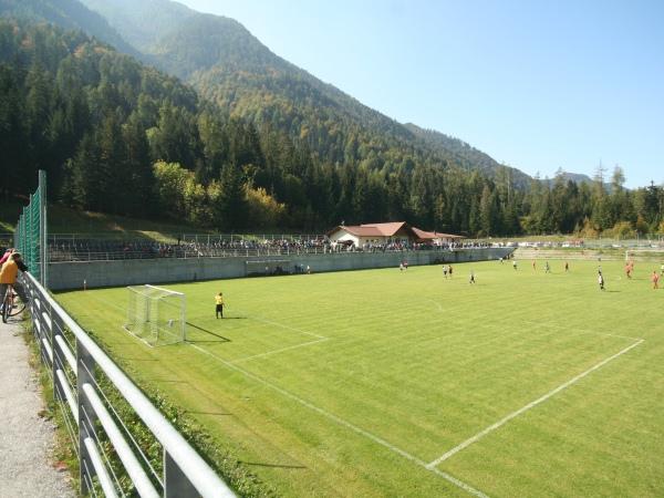 Drei-Lärchen-Stadion, Bad Bleiberg