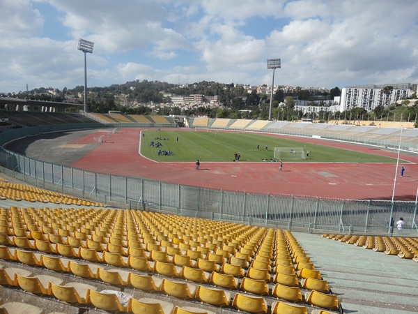 Stade Mohamed-Hamlaoui, Constantine