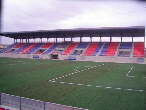 Estadio Nuevo Enrique Porta, Villanueva de Gállego