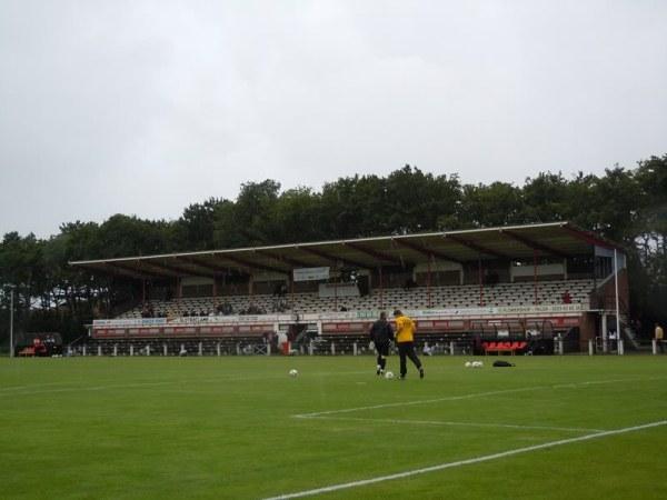 Sportpark Streepjesberg, Den Helder