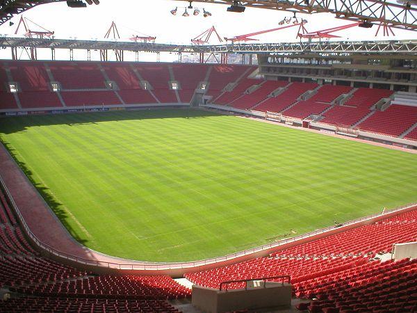 Stadio Georgios Karaiskáki, Pireás (Piraeus)