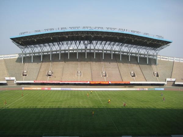 Yutong International Sports Center, Shijiazhuang